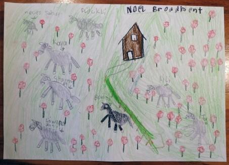 Gewinner Schul-Kinder (7–12 Jahre): Noel