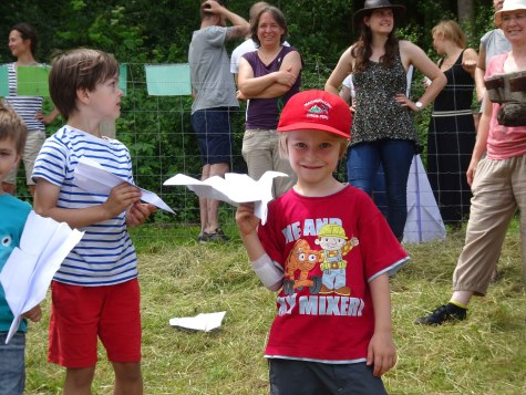 "Gewinner in der Kategorie ""Grosser Flieger"""