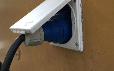 Einbau 230V System