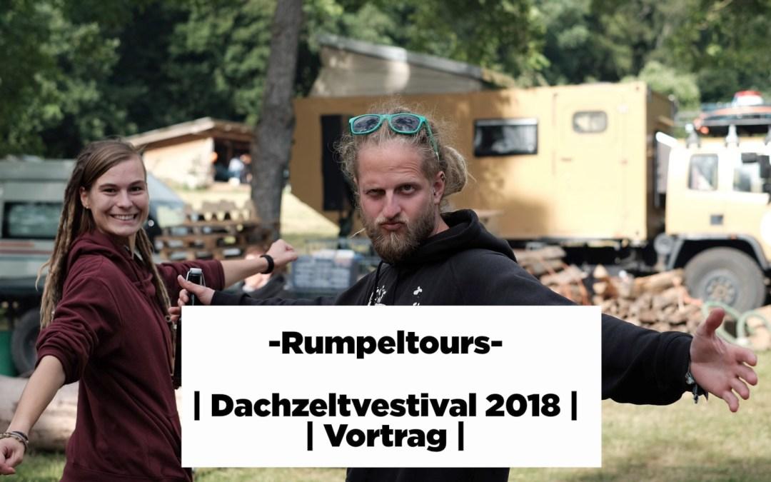 Dachzelttreffen 2018