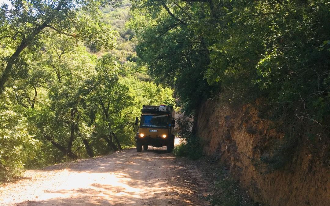 Nationalpark Caça de Boumort – Routenempfehlung