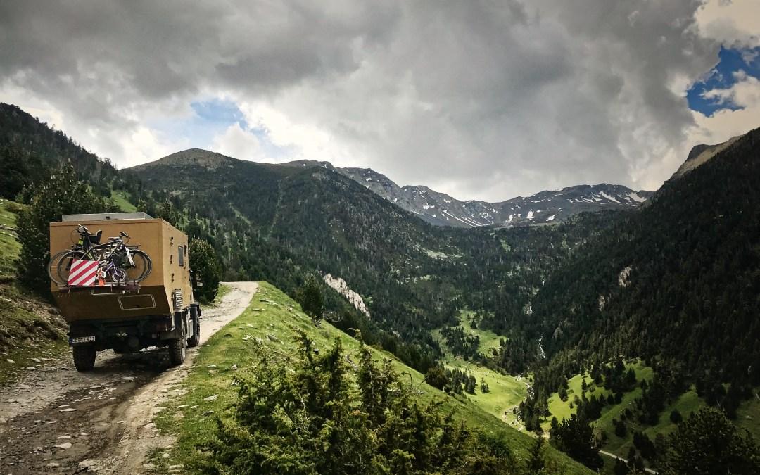 Auf dem Schmugglerpfad nach Andorra