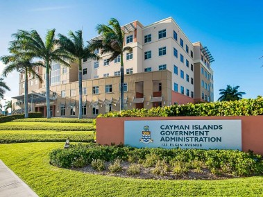 Cayman Government HQ