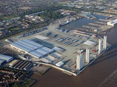 Green Port Hull and the Alexandra Dock