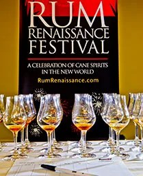 International Rum Expert Panel tasting competition at Rum Renaissance Festival