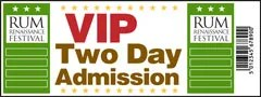 two day VIP admission