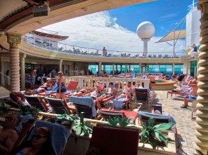 Rum Cruise - sun deck