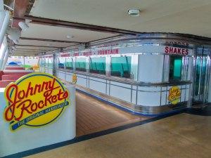Rum Cruise - food on board