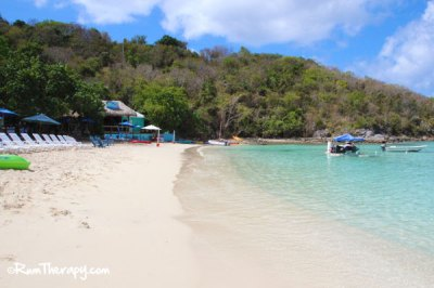 Dinghy's Beach Bar & Grill, Water Island – Rum Therapy