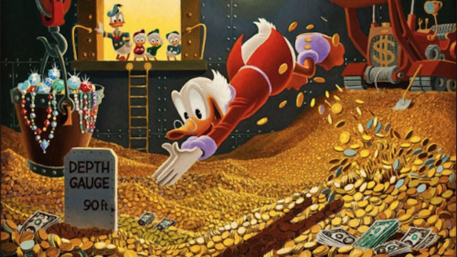 scrooge money pool