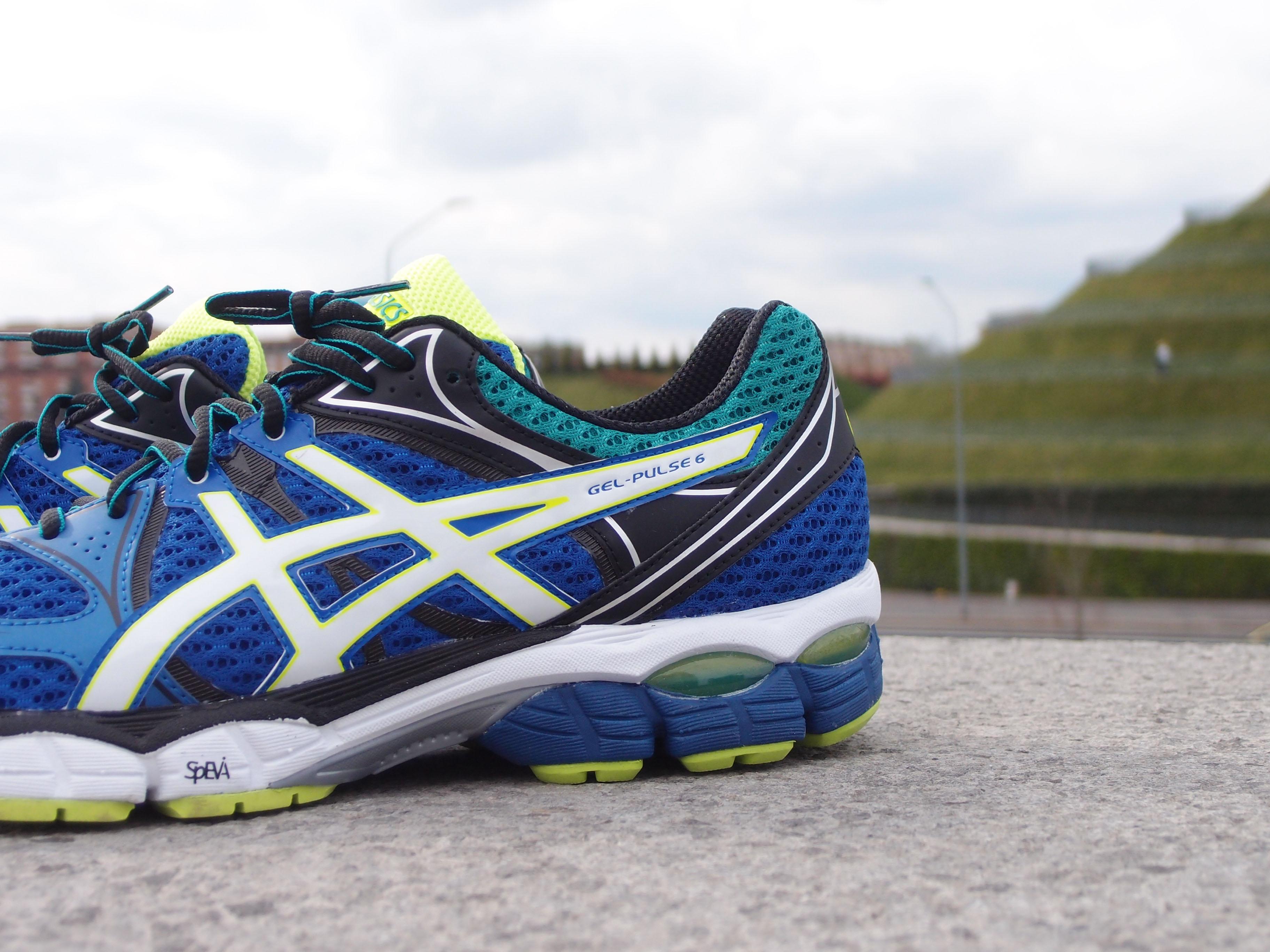 scarpe running asics gel pulse 6