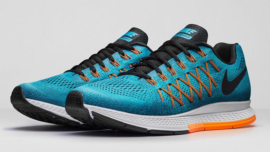 hot sale online 44fee c84a1 Nike Air Zoom Pegasus 32 – Uomo Blue LagoonBright CitrusTotal OrangeNero
