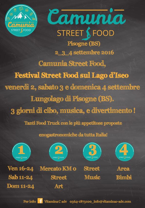 Locandina Street Food