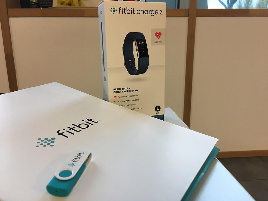 Fitbit charge ™ tantissime opzioni ed il solito grande software fitbit