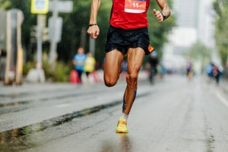 Does Running Makes your Legs bigger?