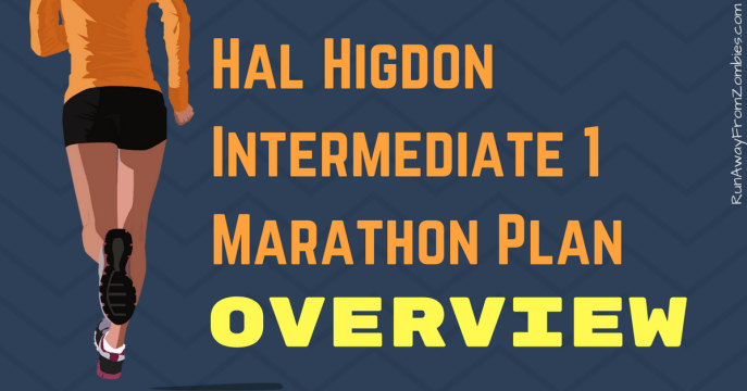 The basics of the Hal Higdon Intermediate 1 Training Plan - an overview of the principles therein