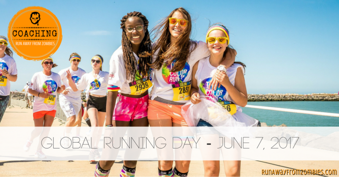 Global Running Day / National Running Day 2017