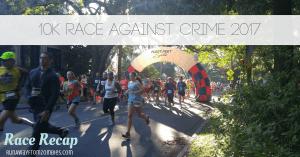 Crimestoppers 10K Race Recap Title