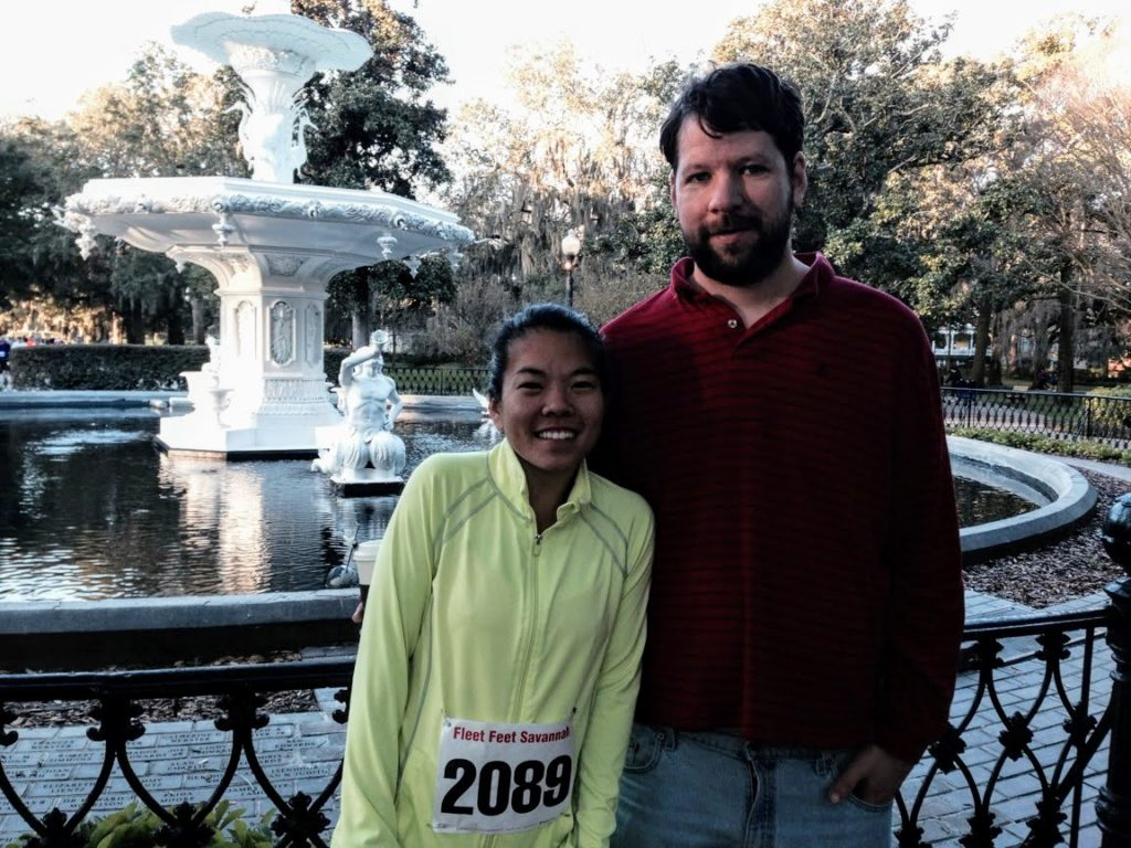 Hiring a Running Coach: My brother and me