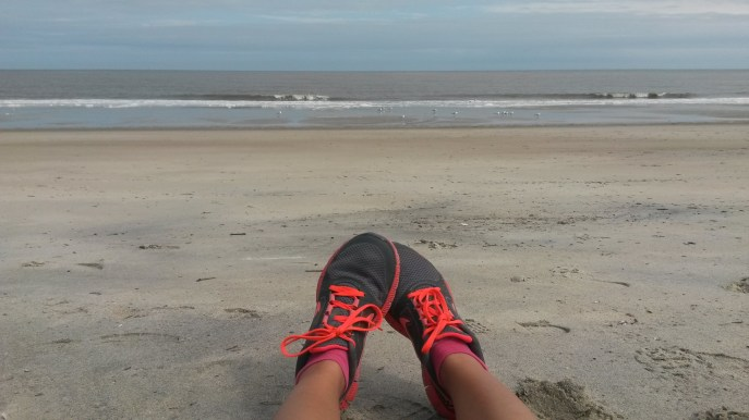 Starting Long Distance Running - Beach Running