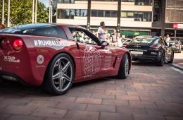 corvette runball rally
