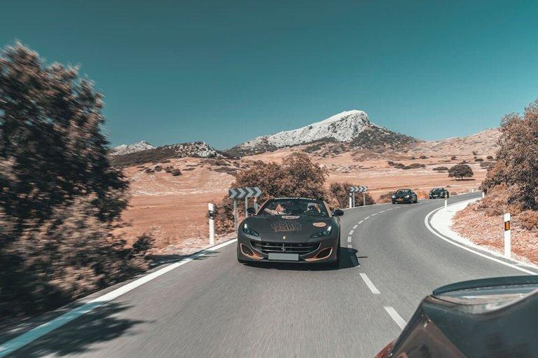Runball Ferrari