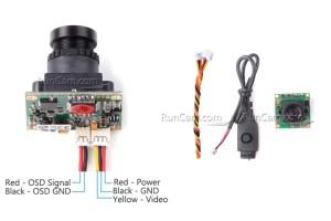 RunCam PZ0420M  RunCam FPV Cameras