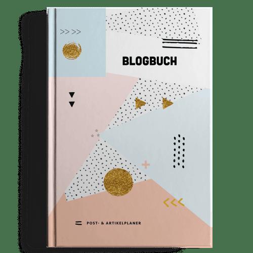 Das Blogbuch für Blogger Artikelplaner