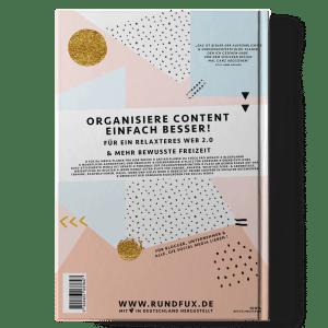 Das Blogbuch Rueckseite