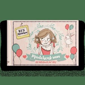 Mädchenkram Notizbuch