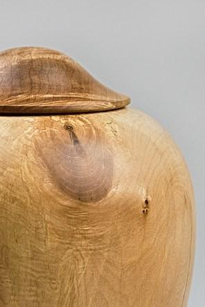 Urne Ahorn Detail