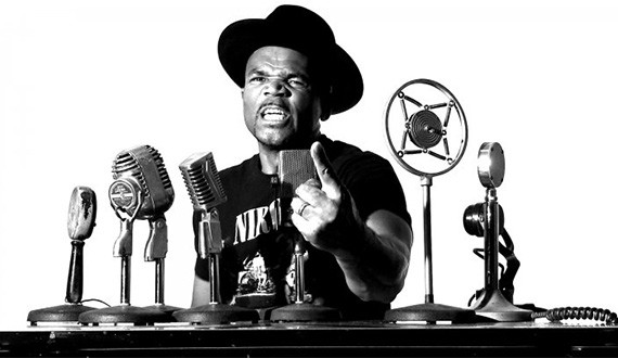 Image result for Black History Month One-On-One: Darryl 'DMC' McDaniels