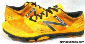 NB Minimus Zero Trail Orange