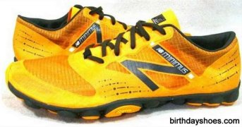 NB Minimus Zero Trail Orange