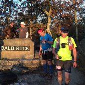 Dan came thru to Bald Rock - Photo by Bren Tompkins