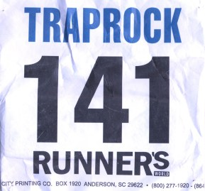 Traprock 50K 2014. Finish in 5:34:09, overall place #16— at Bloomfield, CT.