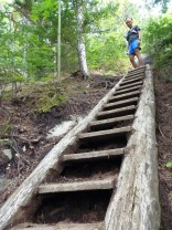 First Stairs