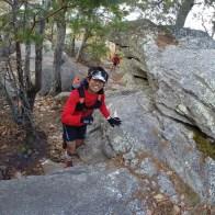 Going to the Blad Rock - Photo by Dan Hernandez