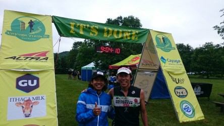 Me and Chang, his another course PR
