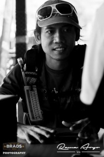 On my gear check - Photo By Event Photographer