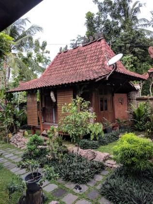 Omah Garengpoeng, the room