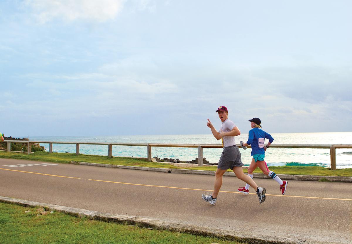 Image result for bermuda half marathon