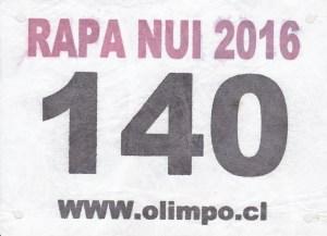 2016 30 - Rapa Nui Marathon