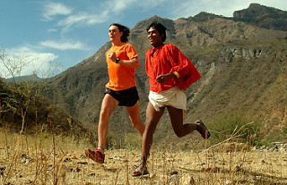 correr natural raramuris born to run sierra tarahumara