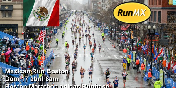 mexican run maraton de boston 2016