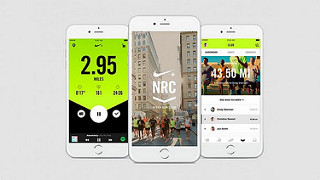 La nueva Nike+ Run Club app
