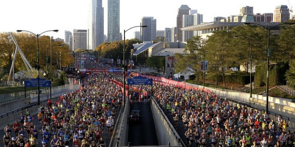 atletas elite maraton chicago mexican run runmx nike