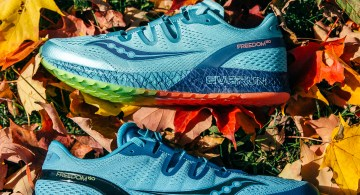 The Freedom ISO de Saucony