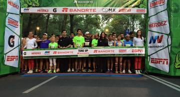 Este domingo el Tune Up Banorte Tierra 2018