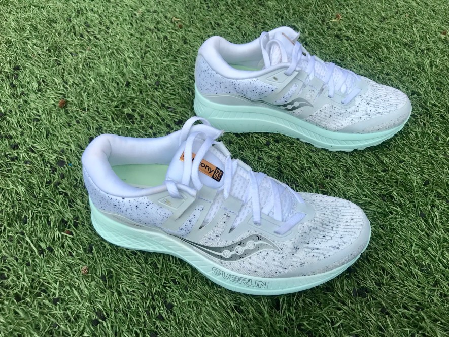 Saucony White Noise Ride ISO